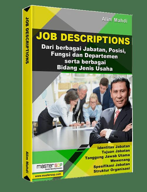 Contoh Job Descriptions