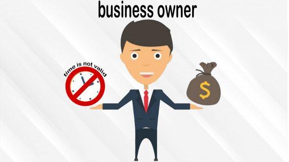 TIME IS MONEY BUKAN UNTUK BUSINESS OWNER