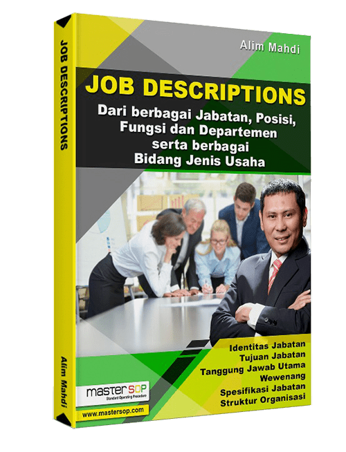 Contoh Job Descriptions