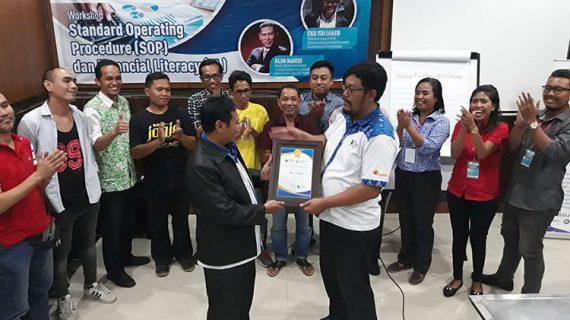 TDA Bali: 8 Workshop Series Tentang SOP