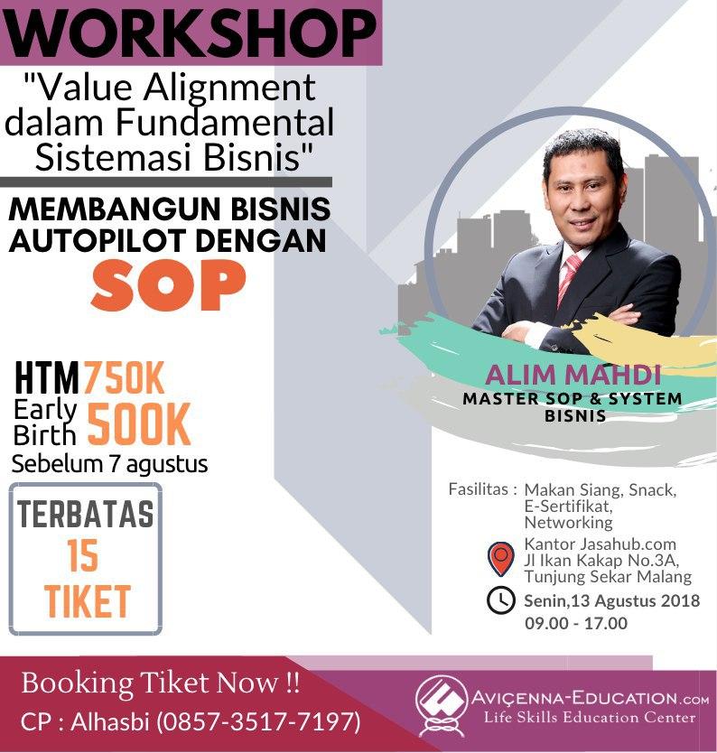 Workkshop SOP Malang