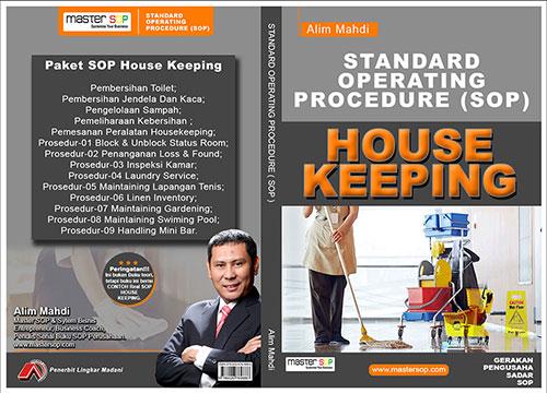 14 SOP HOUSE KEEPING 500