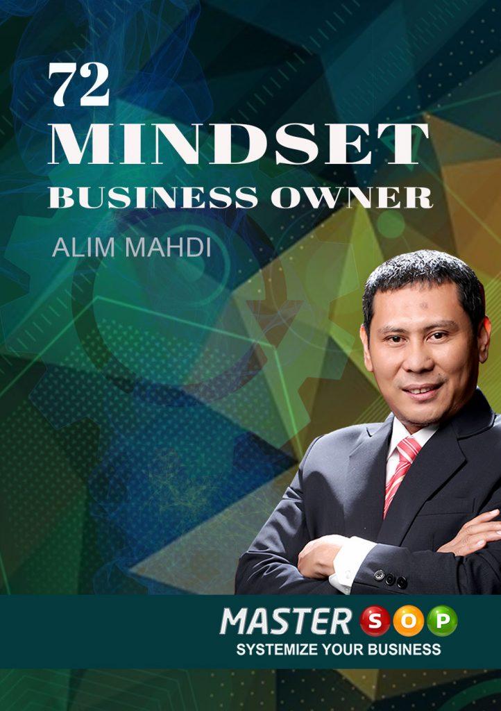 72 MINDSET BUSINESS OWNER