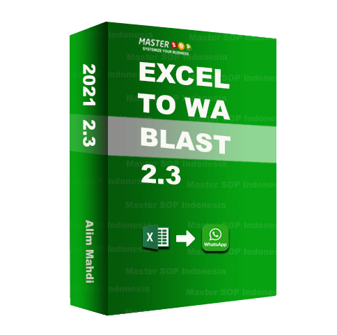 TEMPLATE EXCEL TO WA BLAST 2.3
