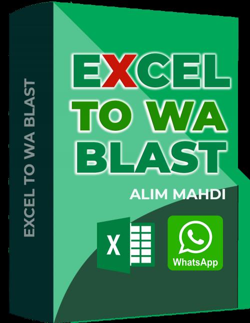 EXCEL-TO-WA-BLAST-750